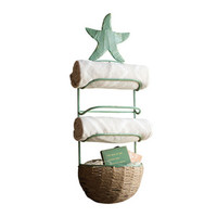 Starfish Wall Organizer