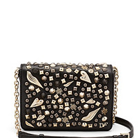 440 Gallery Bellini Crazy Stud Crossbody Bag