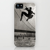 The Amazing Spider-Man iPhone & iPod Case by Belle13