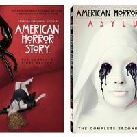 American Horror Story: Complete Seasons 1 & 2 DVD:Amazon:DVD