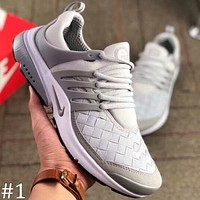NIKE AIR PRESTO TP QS breathable mesh sports and leisure running shoes F-AA-SDDSL-KHZHXMKH #1