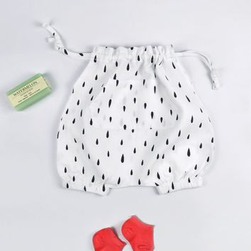 The Watermelon Baby Romper
