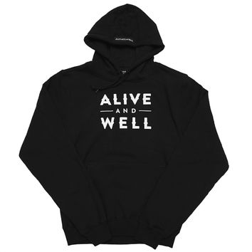 Alive & Well Logo Hoodie