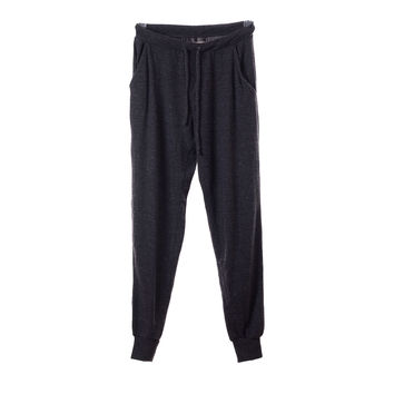Chaser LA Womens Grey Soft Sweatpants