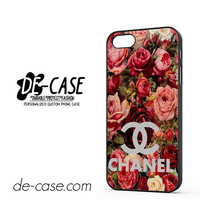 Floral Chanel 2 For Iphone 5 Iphone 5S Case Phone Case Gift Present YO
