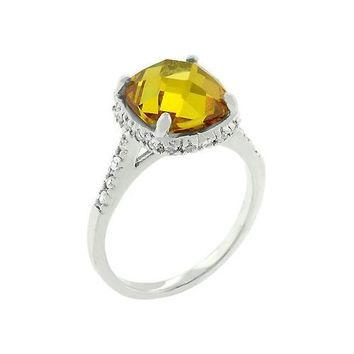 Canary Princess Ring (size: 06) (pack of 1 EA)