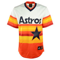 Houston Astros MLB Cooperstown Replica Jersey
