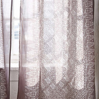 Bali ZigZag Curtain   Urban Outfitters