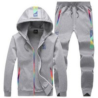 Men's 2 Peice Tracksuit Up To 5XL