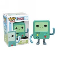 Kirin Hobby : POP! Television: Adventure Time ~ BMO Vinyl Figure by Funko 830395032771