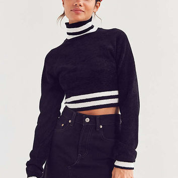 BDG Venus Turtleneck Chenille Sweater | Urban Outfitters