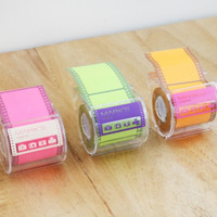 Camera Film Sticky Note Roll