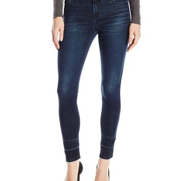 Joe's Jeans Women's Flawless Icon Midrise Skinny Ankle Jean in, Joslyn, 26