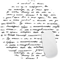 Handwriting Mouse Pad Decal