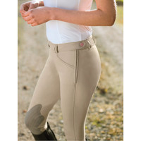 Symphony No. 3 Rosa Side-Zip Breech | Dover Saddlery
