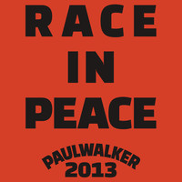 Paul Walker RIP Race In Peace | Black Ink
