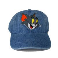 Vintage Culture Jerry Patched Dad Hat In Denim