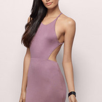 Enchanted In Love Bodycon Dress $40