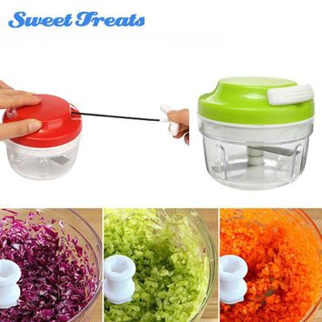 Sweettreats Food Slicer,Peeler,Grater,Chopper Seedan Multifunctional Hand Cut Household Manual Meat Grinder