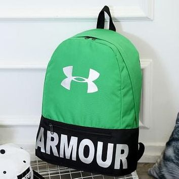 Under Armour Fashion Casual Simple Backpack Travel Bag