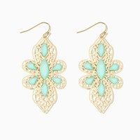Delicate Filigree Dangles | Fashion Jewelry - Earrings | charming charlie