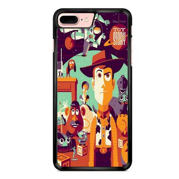 Disney Toy Story iPhone 7 Plus Case