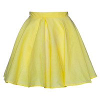Pin Up Full Circle Skirt | Style Icon`s Closet