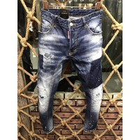 Dsquared2 Fashion Casual Pants Trousers Jeans-6
