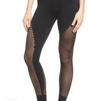 IVY PARK® Fishnet Leggings | Nordstrom
