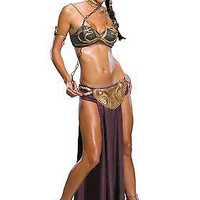 Sexy Adult Princess Leia Slave Costume