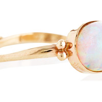 10K Opal Ring, Stone & Novelty Rings