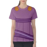 Women's Hercules Megara Inspired Shirt