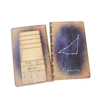 Capricorn Constellation Journal - Zodiac Notebook - Horoscope Diary