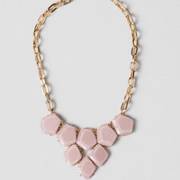Elle Jeweled Statement Necklace