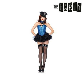 Costume for Adults Th3 Party Sexy police officer