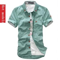 Sharp Men's Casual shirt