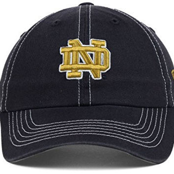 Notre Dame Fighting Irish Women's Top of the World NCAA Stitches Adjustable Hat Cap