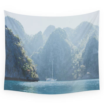 Society6 Philippines III Wall Tapestry