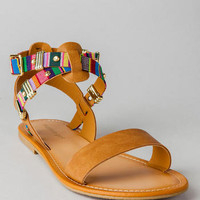 MADDEN GIRL SHOES, ORTEGA STRAPPY SANDAL