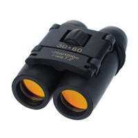 ZhiZhu® Optics Zoom Binoculars Compact Folded Telescope for Outdoor Travel ( with Protective Case )