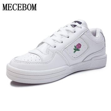 Women Shoes Lace Up Fashion Mesh Breathable Casual rose Shoes Woman Breathable Women F