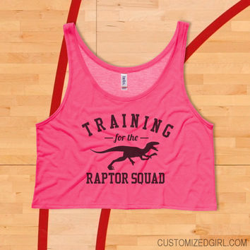 Training To Be A Raptor