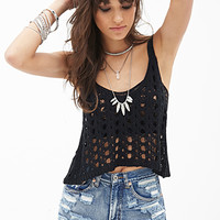 FOREVER 21 Distressed Mineral Wash Cutoffs Medium Denim