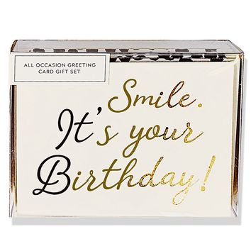All Occasion Greeting Card Gift Set of 15