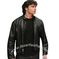 Clark Kent Schott Smallville Jacket | DesertLeather