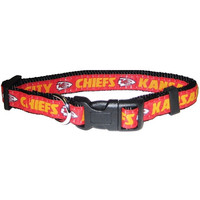Kansas City Chiefs Collar Large