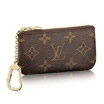 DCCK LV Louis Vuitton Fashion Key Wallet Case Cover