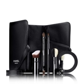 CHANEL LES INDISPENSABLES DE CHANEL BRUSH SET - 2017 Limited Edition