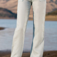 Women's Linen Drawstring Pants: Custom Options Available! - Island Importer