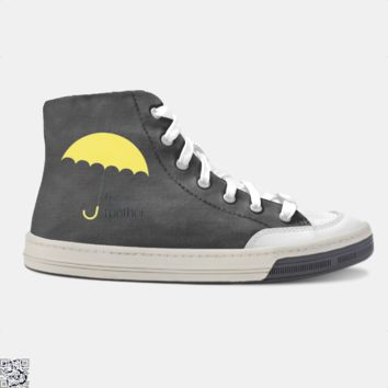 Yellow Umbrella, How I Met Your Mother Skate Shoe